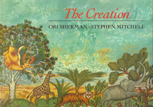 <em>The Creation</em><br>Paintings by Ori Sherman